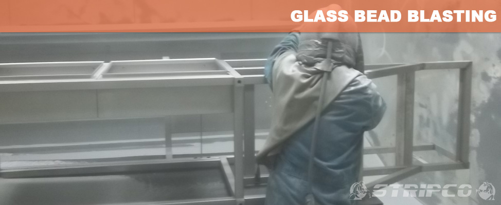 Glass Bead Blasting Sydney